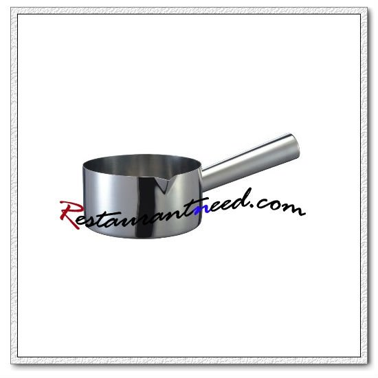 U044 Stainless Steel Duck-mouth Water Ladle