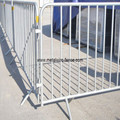 Metal Tubes Traffic barriers