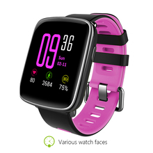 China Digital Colorful Bluetooth Speaker Watch Phone Diver Smart Sport Watch with Remote Control Music and Anti-lost