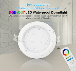 6W RGB+CCT Waterproof LED Downlight FUT063