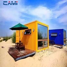 OEM ODM Customized advanced shipping container shop for Japan