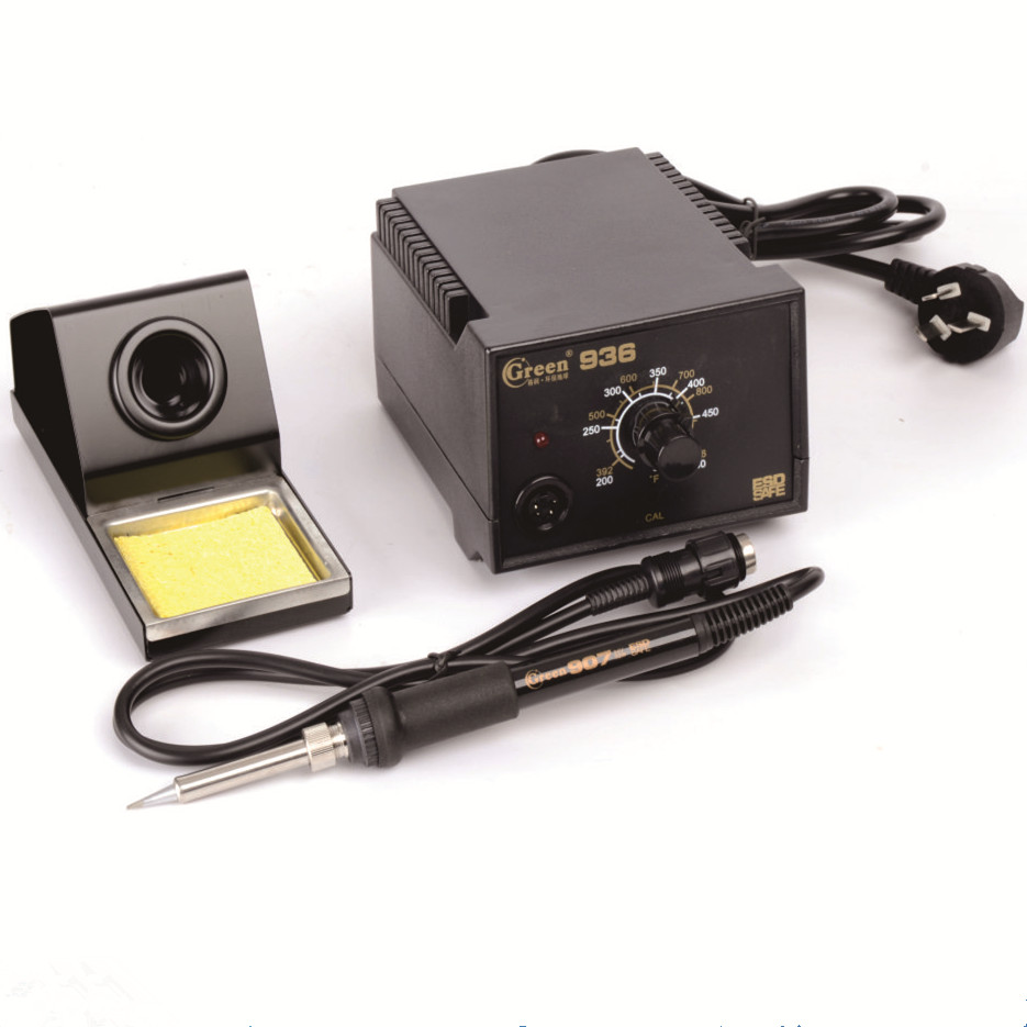 Green 936 Hot Selling High Quality 60W Soldering Station