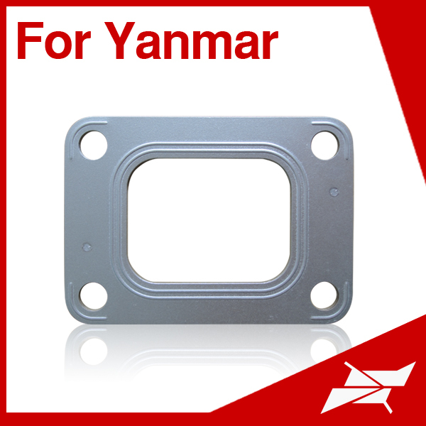 Exhaust manifold gasket for for Yanmar 6KH marine diesel engine use