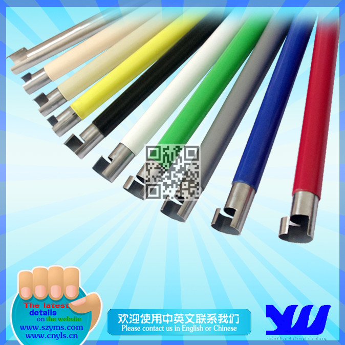 Plastic coated pipe | lean tube for assembly line JY-4000