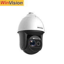 500 Meter IR Distance CCTV Camera DS-2DF8836I5X-AEL Hikvision 8MP 36X Optical Zoom Laser Speed Dome PoE PTZ IP Camera