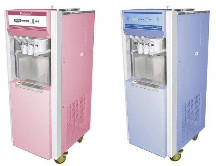 Soft Serve Machine