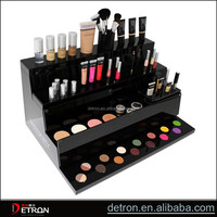 durable good makeup counter display