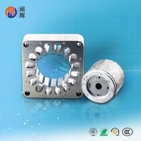 75 series induction motor iron core lamination