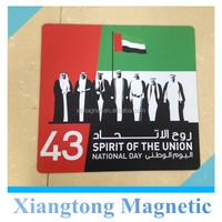 Promotional Advertisement car magnetic sticker /Customize d magnetic sticker design for car/Magnetic Car decoration Sticker