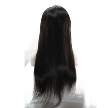 Cheap!! natural hair line brazilian hair thin skin silk top full lace human hair wig for black women