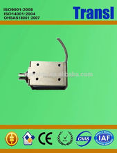 AC 110V / 220V Electromagnet Micro Linear Push Pull Solenoid Actuator