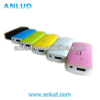 ALD-P23 2013 new arrival new products hot sell 5v usb led flashlight mobile portable power bank with factory price