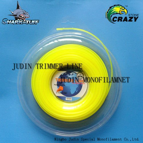 "Weed Eater New Replacement 0.080""/2.00mm Star Grass Trimmer Line"