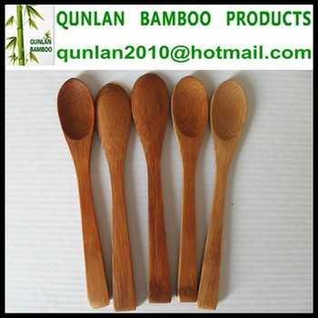 Eco-friendly Small Bamboo Spoon