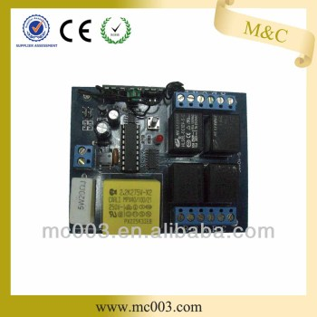 4 Channel Relay Switch 220V YET404PC