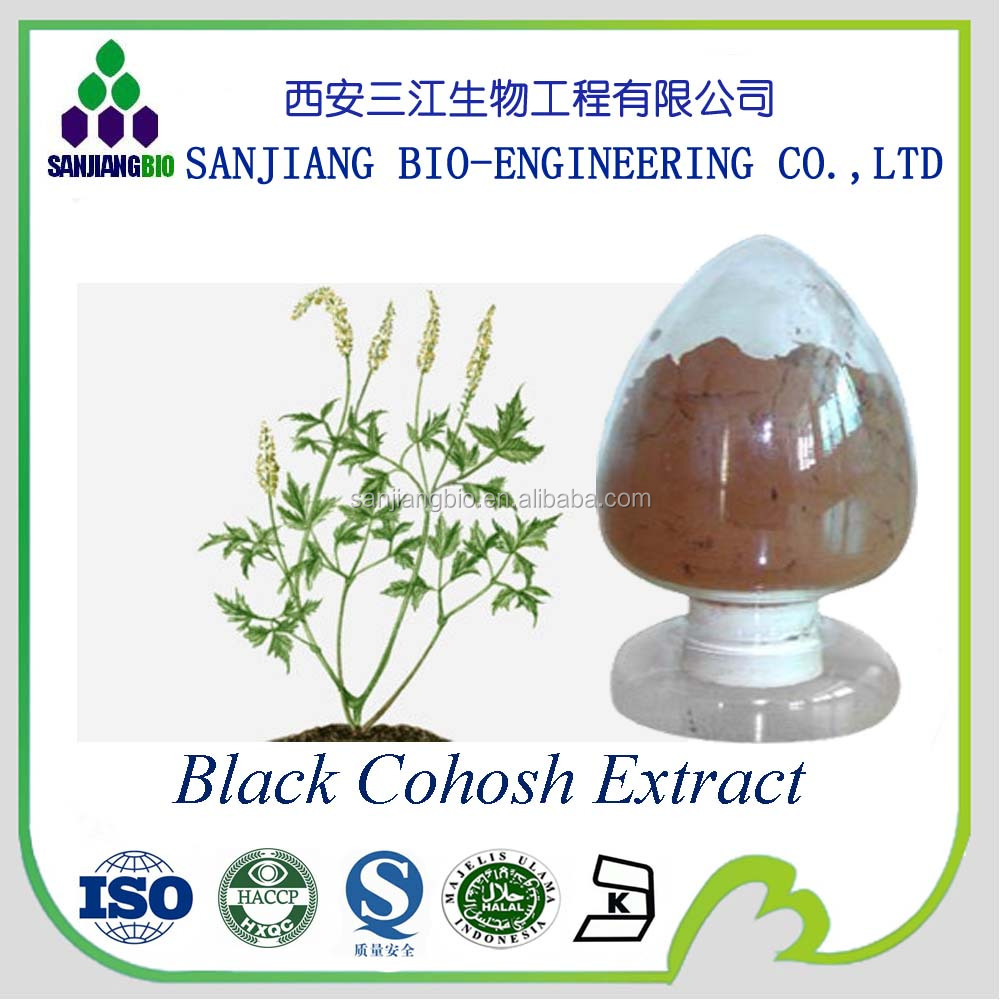 best sales high quality natural pure black cohosh extract in herb extract