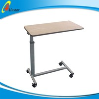 ALS-A009 Hospital bed mate portable table