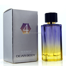 Private label wholesale brand perfume /spray /mist in diamond perfume glass bottle