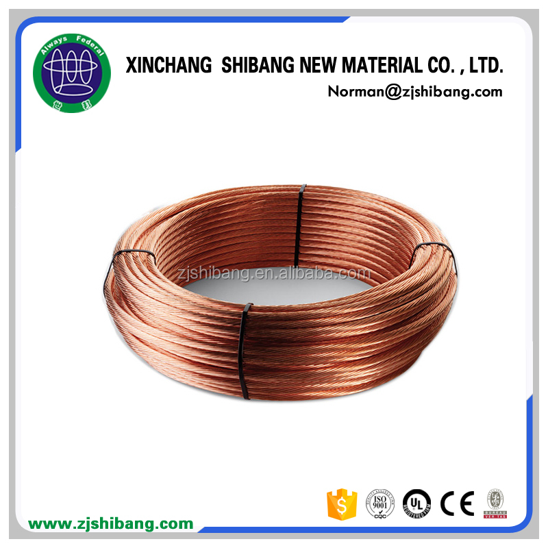 Copper Stranded Wire for Lightning Protection