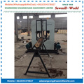 Twin Blade Sawmill Log Cutting Saws Band Saw Wood Machine