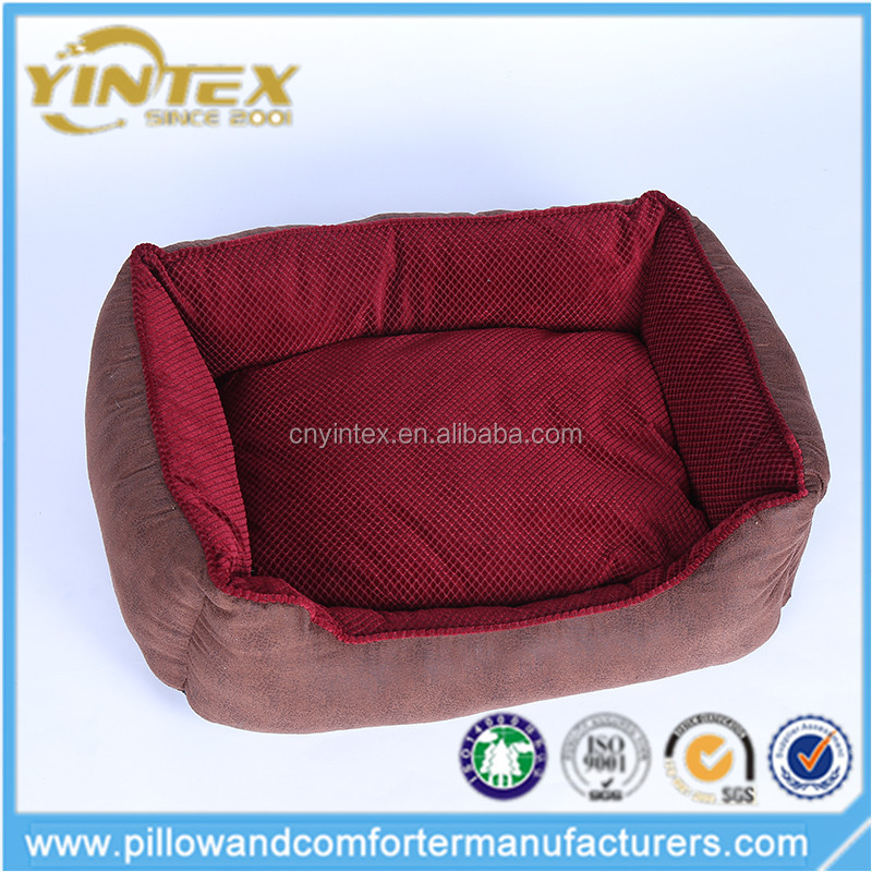 High End Pet Dog Luxury Bed For Sale