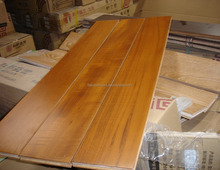 Asian teak engineered wood flooring