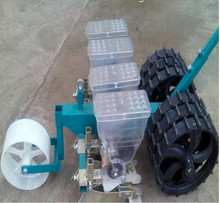 Hand push seeder Maize Peanut Beans seeder seed planting machine