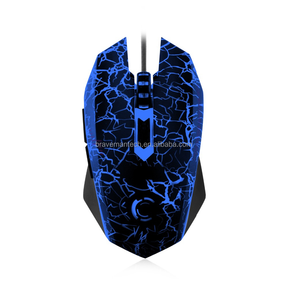 11 Years OEM Factory Famous Brands AVAGO 3050 Wired Gaming Mouse