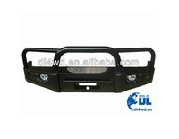 1992-2008 rolled steel off road front bumper guard for mitsubishi pajero