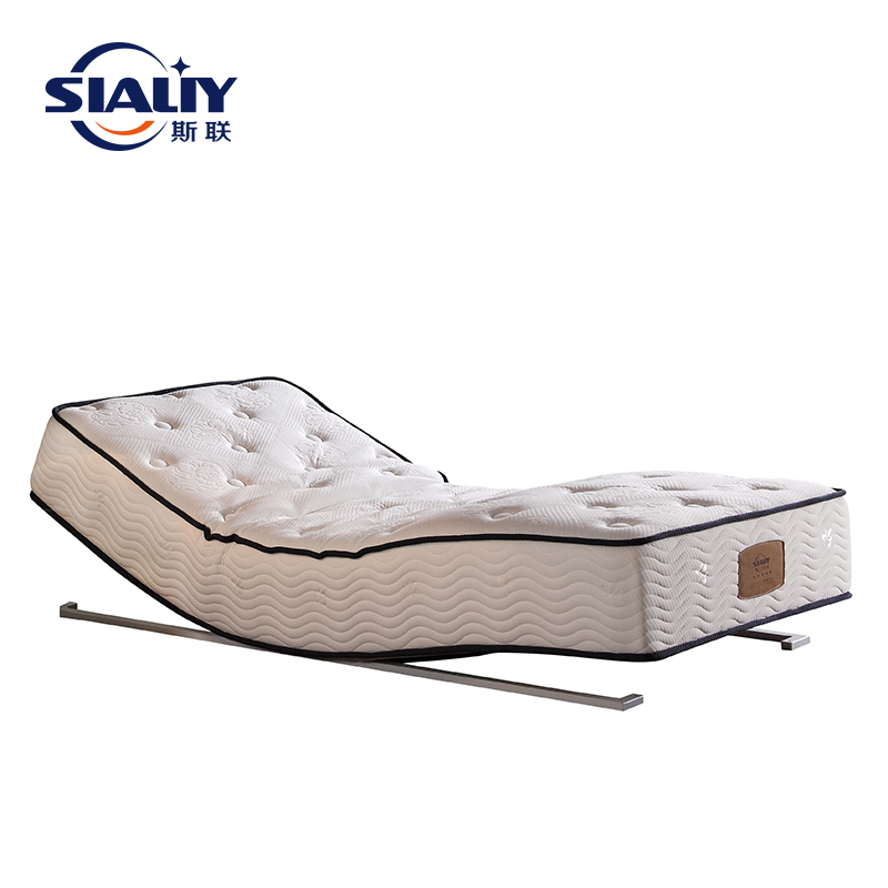 Home Furniture Orthopedic Musical Vibration Heat Vibrating Massage Bed Memory Foam Mattress - Jozy Mattress | Jozy.net