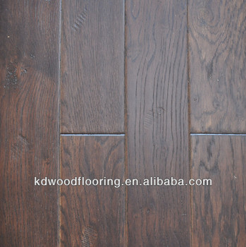Countryside chatter style Engineered White Oak flooring