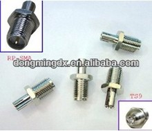 RP SMA female to TS9 male coaxial connector adapter