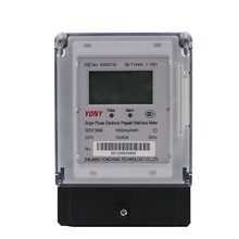 Top Sale Reliable Power Protection Overload Detection Prepaid Digital Electricity Meter