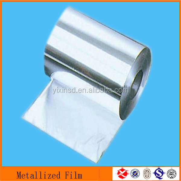 Metallic BOPP Film for Laminating Pouch Film