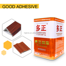 lamination adhesive glue for PVC film to acrylic sheet
