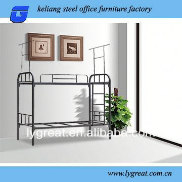 military folding adjustable metal bed slats
