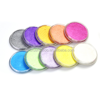 Professional Washable Face Paints/Body Paints 10g/18g//30g/32g/75g