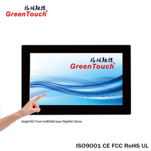 high resolution 32inch big Size mini android all-in-one pc touch computer