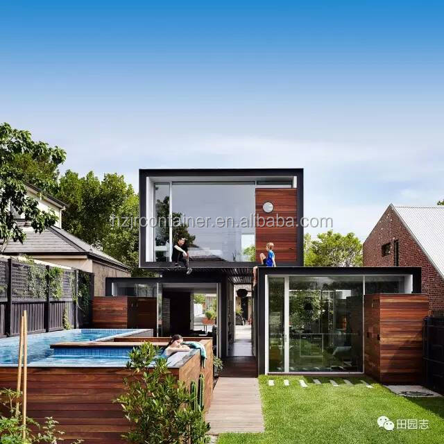 Australia Villa Style Shipping Container House Luxury
