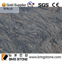 China wave sand grey Granite for Wall Cladding, Flooring, Etc.