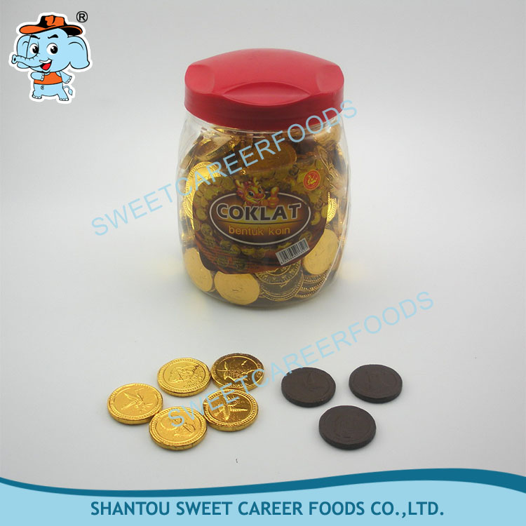 chocolate coin chocolate candy
