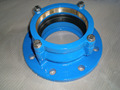 Restrained Flange Adaptor for HD PE Pipes