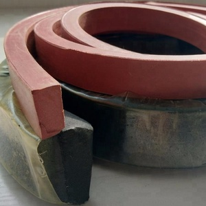 Construction joint expandable rubber water stop strip