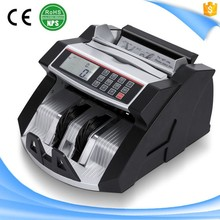 2108 LCD money counter high quality color changing intelligent money counter