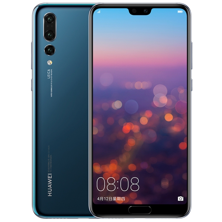 New Products Dropshipping Blue Huawei P20 Pro CLT-AL01 Smart Phones 6GB 64GB 128GB 256GB Huawei P20 4G Smart Mobile Phone