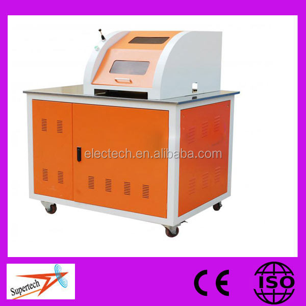 CE Certification CNC Metal Roll Grooving Machine