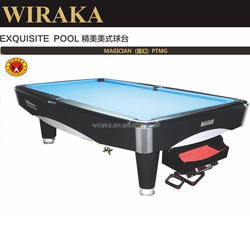 Wiraka Magician Tournament Pool Table