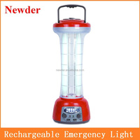Rechargeable multifunction lantern with Radio