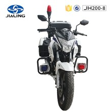 JH200-8 Gas / Diesel Fuel and 61 - 80km/h Max. Speed 200cc off-road motorcycle