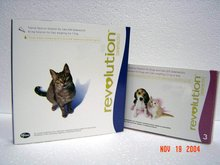 Flea Revolution For Cat (2. 5-7 KG)